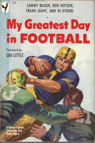 My Greatest Day in Football