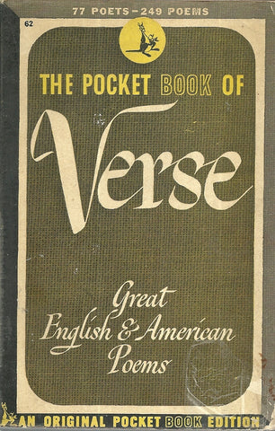 The Pocket Book of Verse