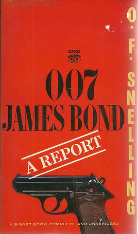 007 James Bond Report