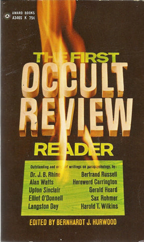 The First Occult Review Reader