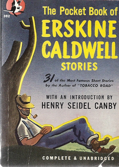 The Pocket Book of Erskine Caldwell Stories