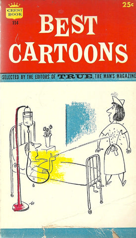Best Cartoons from True Magazine