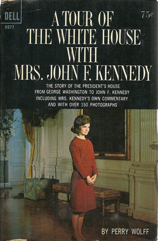 A Tour of the White House with Mrs. John F. Kennedy