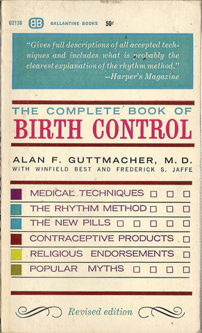 The Complete Guide to Birth Control
