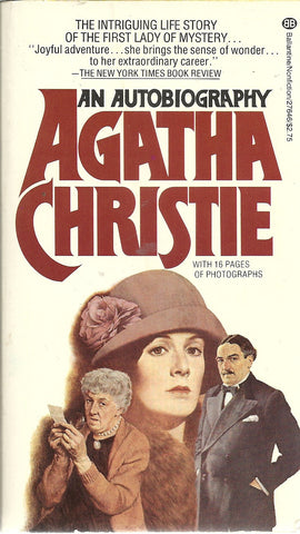 An Autobiography Agatha Christie