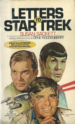 Letters to Star Trek