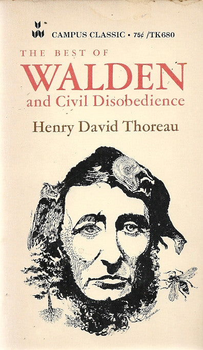 The Best of Walden and Civil Disobediance