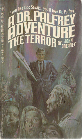 A Dr. Palfrey Adventure  The Terror