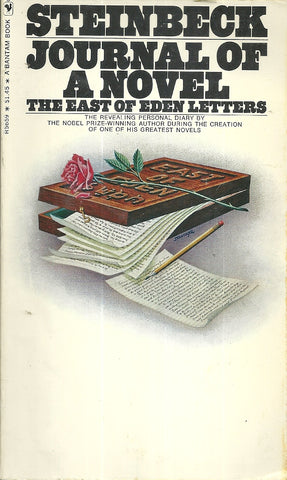 Journal of a Novel The East of Eden Letters