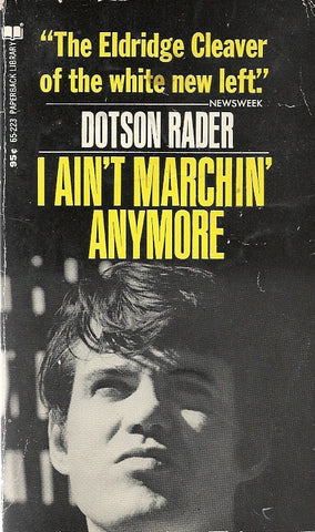 I Ain't Marchin' Anymore