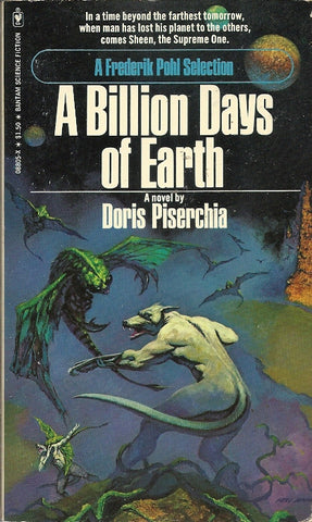 A Billion Days of Earth