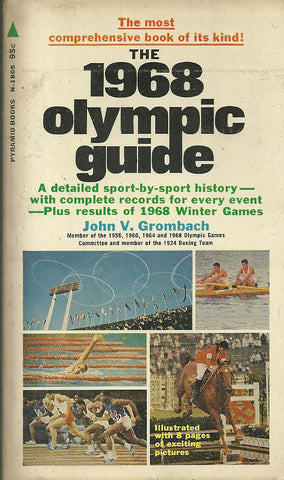 The 1968 Olympic Guide