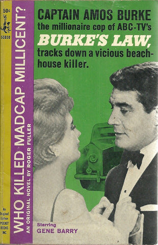 Who Killed Madcap Millicent? Burke's Law