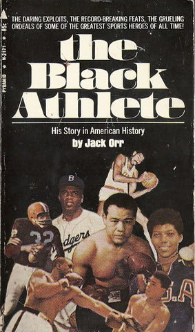The Black Athlete