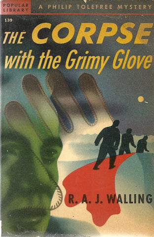 The Corpse with the Grimy Glove