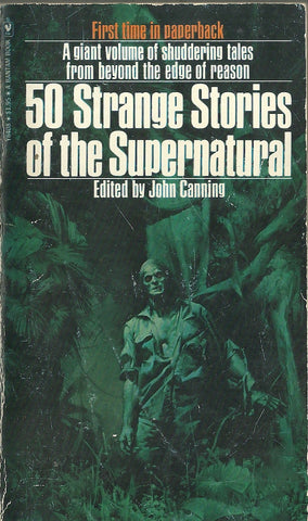 50 Strange Stories of the Supernatural