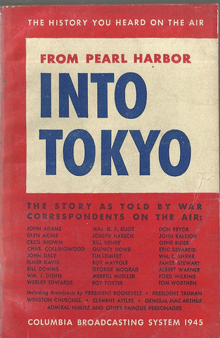 From Pearl Harbor Into Tokyo