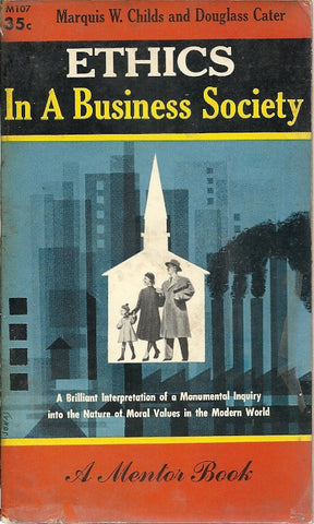 Ethics In A Business Society