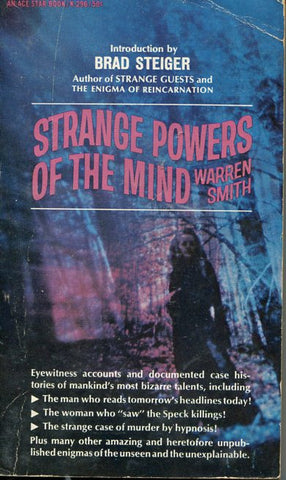 Strange Powers of the Mind