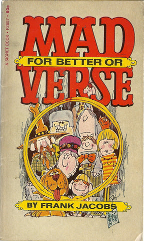 Mad For Better of Verse