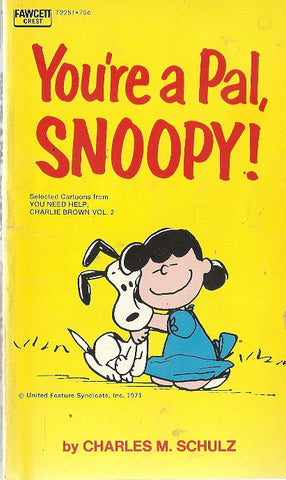 You're a Pal Snoopy!