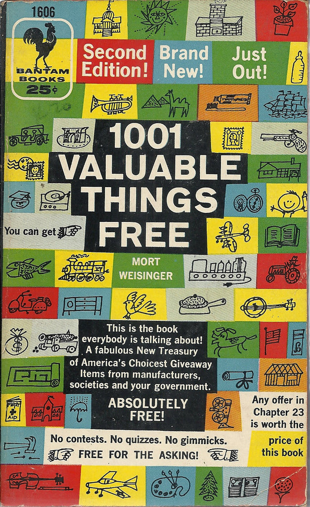 1001 Valuable Things for Free