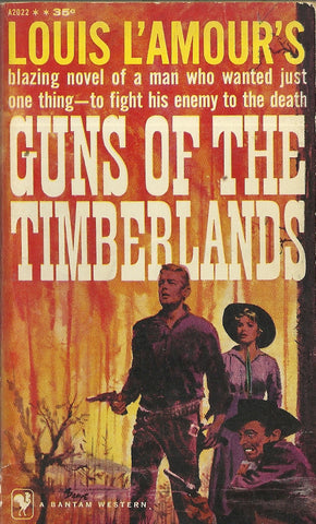 Guns of the Timberlands