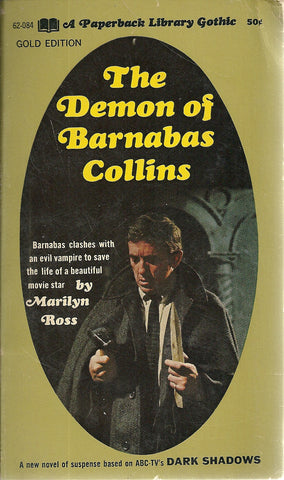 Dark Shadows The Demon of Barnabas Collins