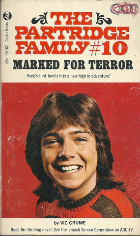 The Partridge Family #10 Marked for Terror