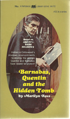 Dark Shadows Barnabas, Quentin and the Hidden Tomb