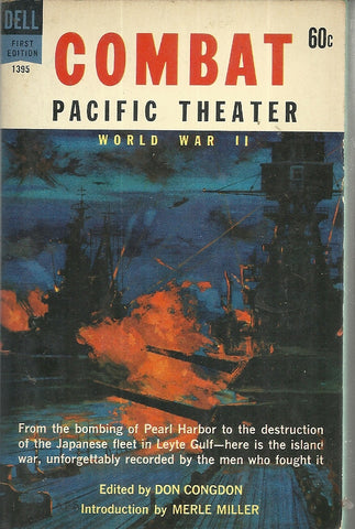 Combat Pacific Theater World War II