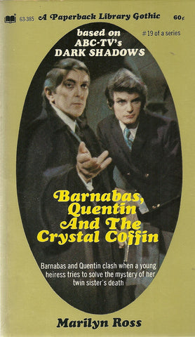 Dark Shadows 19 Barnabas, Quentin and the Crystal Coffin