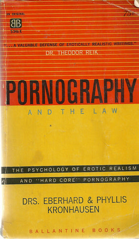 Pornography and the Law