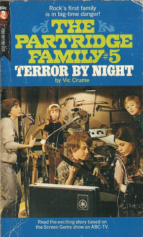 The Partridge Family #5  Terror by Night