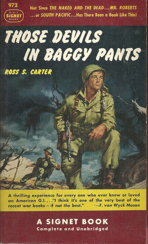 Those Devils in Baggy Pants