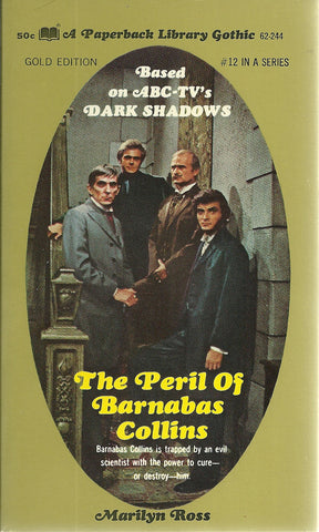 Dark Shadows 12 The Perils of Barnabas Collins
