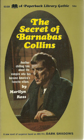 Dark Shadows The Secret of Barnabas Collins