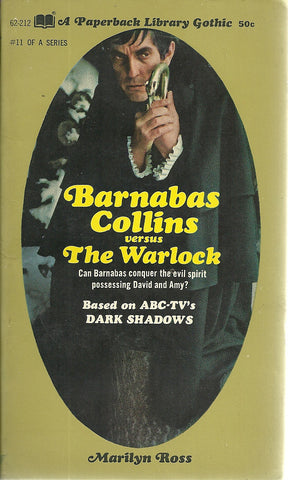 Dark Shadows 11 Barnabas Collins versus The Warlock