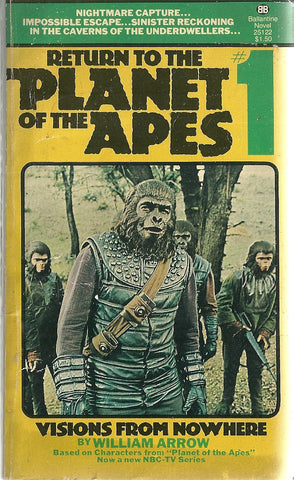 Return to the Planet of the Apes #1