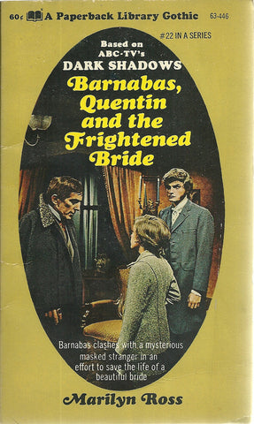Dark Shadows Barnabas, Quentin and the Frightened Bride