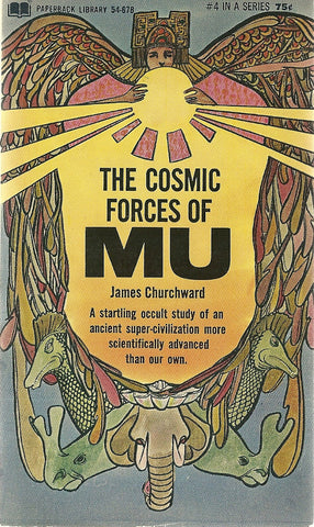 The Cosmic Forces of MU #4