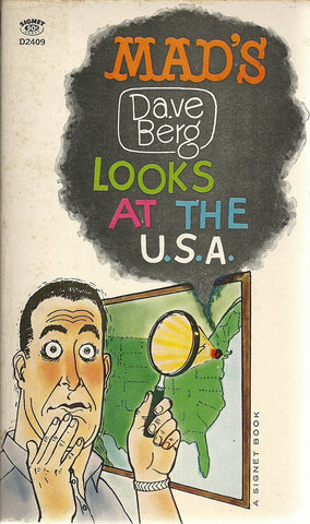 Mad's Dave Berg Look at the USA