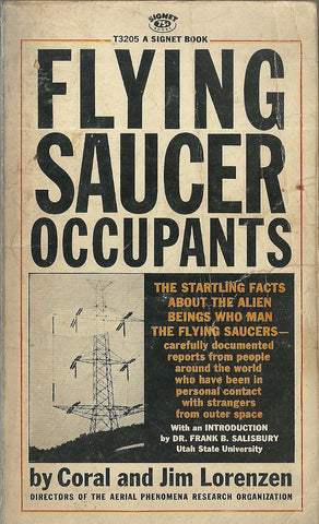 Flying Saucer Occupants