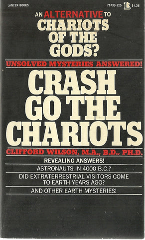 Crash Go The Chariots