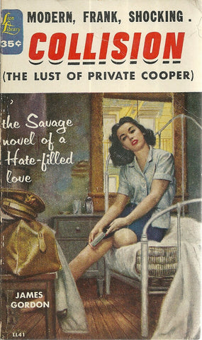 Collision (The Lust of Private Cooper)