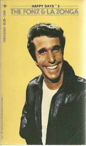 Happy Days #5 The Fonz & La Zonga