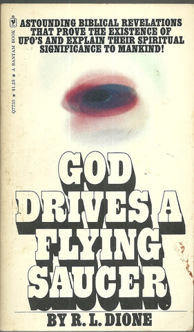 God Drives a Flying Saucer