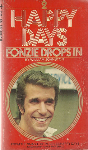 Happy Days #2 Fonzie Drops In