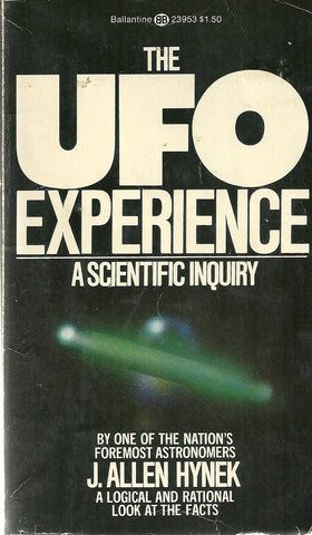 The UFO Experience A Scientific Inquiry