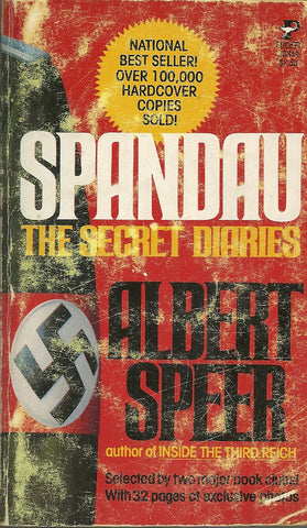 Spandau The Secret Diaries